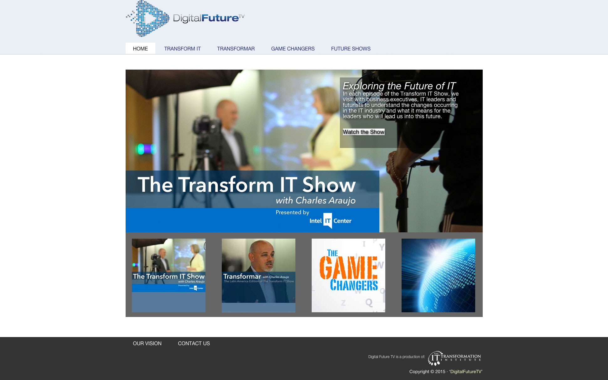 Digital Future TV